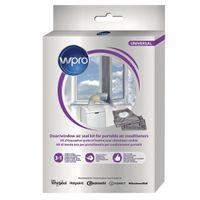 Wpro Whirlpool Luftabdichtungskit Fensterabdichtung CAK002 für Klimagerät mobile Klimaanlage 484000008629 484000008979