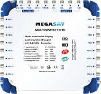 Megasat Multischalter 9/16
