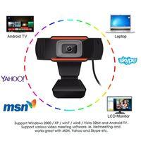 HD Webcam 1080P mit Mikrofon für PC Laptop Digitale USB-Kamera Videoaufnahme