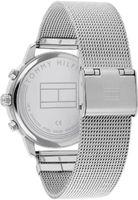 Tommy Hilfiger Damen Multi Zifferblatt Silber/Silber Edelstahl Armbanduhr | 1782301