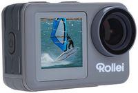 Rollei 9s Plus Action-Cam 4K 60fps Bildstabilisierung Slow-Motion Wasserdicht