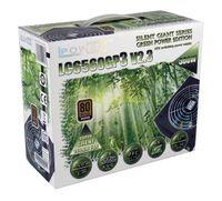 LC Power Silent Giant Green Power LC6560GP3 V2.3 - Stromversorgung ( intern ) - ATX12V 2.3 - 560 Watt - aktive PFC