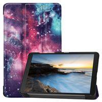 Hülle für Samsung Galaxy Tab A 8 SM-T290 SM-T295 8.0 Zoll Smart Cover Etui mit Standfunktion und Auto Sleep/Wake Funktion