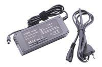 vhbw Notebook Laptop-Netzteil 90W kompatibel mit JBL Xtreme 2, JBL Xtreme Special Edition, JBL Xtreme ersetzt nsa60ed-190300, KCC-REM-JQH-NSA60ED-190300