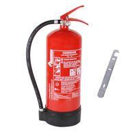 6l EXDINGER AF Wassernebellöscher mit Manometer auch für Fettbrände 4LE