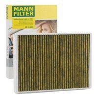 Mann-Filter | Filter, Innenraumluft FreciousPlus (FP 31 003) passend für Audi, Bentley, Porsche, VW