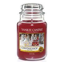 Yankee Candle Weihnachtszauber, Kerze
