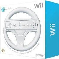 Nintendo Wii Wheel Lenkrad, Steuerrad, Wii, verkabelt, Weiß