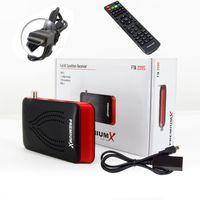 PremiumX Mini HD FTA 220S Digital SAT Receiver DVB-S2 HDMI USB FULLHD HDTV