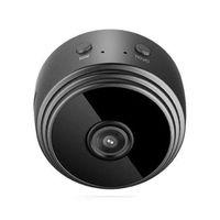 Drahtlose Mini-WLAN-Kamera 1080P HD IR Nachtsicht-Sicherheit Babyüberwachung WLAN-Kamera Mikrokamera-Monitor