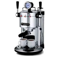 Ariete Espressomaschine Caffe Novecento 1105 W Silbern