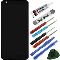 Google Pixel 3a XL | Komplettes OLED Display | Reparatur Set | Ersatzteil | Bildschirm Einheit