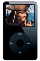 """Apple iPod classic 80GB, Black iPod classic, HDD, 80 GB, LCD, 63.5 mm (2.5 """"), 320 x 240 Pixel, AAC, AIFF, MP3, WAV"""