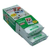 Mini Film White 100 Blatt Für Fuji Instax Sofortbildkamera-Fotofilmpapier