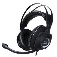 HyperX Cloud Revolver, PC/Spiele, Dolby Surround 7.1, Binaural, Kopfband, Schwarz, Kunstleder, Stahl