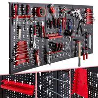 AREBOS Werkzeugwand 17 tlg. - direkt vom Hersteller