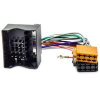 Radioadapter passend für Citroen C2 C3 C4 C5 DS3 DS4 Peugeot 207 307 407 607 ab 2004