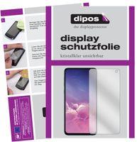 2x Samsung Galaxy S10e Schutzfolie klar Displayschutzfolie Folie Display Schutz