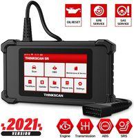 Thinkcar ThinkScan SR4 OBD2 Scanner Diagnosegerät, Diagnosecoder-Lesegerät für Auto ABS / SRS / Motor / Übertragungssystem