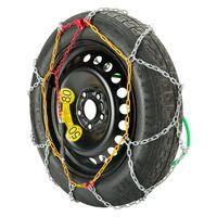 Schneeketten Reifenkette Kettensatz Standmontage  für 13 14 15 16 17 Zoll