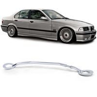 Aluminium Domstrebe vorne 3tlg verstellbar für BMW 3er E36 316i 318i M43