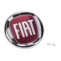 Original Fiat Emblem Plakette mit Befestigung Kühlergrill Ducato 250 735578621