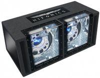 HIFONICS BXi12-DUAL Doppel-Bandpass-Subwoofer 2x30cm