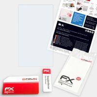 atFoliX FX-Clear Schutzfolie kompatibel mit HP EliteDisplay E240c (23.8 inch) Displayschutzfolie