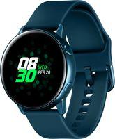 SAMSUNG Galaxy Watch Active Green Uhr Herrenuhr Kautschuk grün