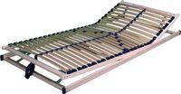 Breckle Sonato 28 Plus KF verstellbarer Lattenrost 28 Federholzleisten, Größe:90x190 cm (Sondergröße)