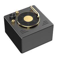 Mini Bluetooth Lautsprecher drahtlose tragbare kleine Lautsprecher Schwarz