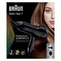 Braun Satin Hair 7 SensoDryer HD785 professioneller Haartrockner (Föhn/fön) mit Thermosensor und IONTECH Technologie