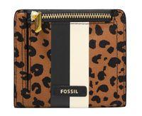 FOSSIL Logan Small Bifold Cheetah