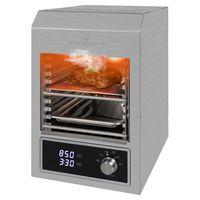 ProfiCook PC-EBG 1201 Elektro Beef-Grill BBQ Elektrogrill Multifunktionsdisplay