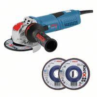 Bosch Professional Winkelschleifer GWX 13-125 S X-LOCK