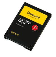 "Intenso 2,5"" SSD SATA III High Performance 120 GB"