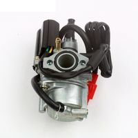 Vergaser Standart mit E-Choke Peugeot Speedfight 1 & 2 50ccm Roller Carburetor