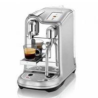 Nespresso Lattissima Creatista Pro, Pad-Kaffeemaschine, 2 l, Kaffeekapsel, 2300 W, Silber