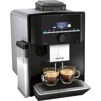 Kaffeevollautomat EQ.9 s100 TI921509DE Kaffeevollautomat Schwarz/Edelstahl 1500W