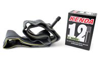 12 Zoll 12 1/2 x 1.75 - 2.25 Schlauch 47/62 - 203 von Kenda für Kinderwagen Kinderfahrrad mit Autoventil