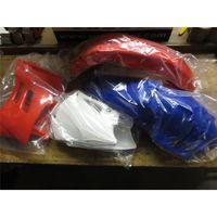 Plastiksatz für 125 ccm GAS GAS EC 125 Bj. 05-06 rot-weiss-blau WRP