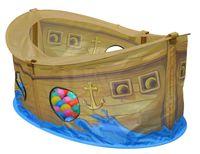 knorr toys Bällebad Skipper inkl. 50 Spielbälle Ø6 cm; 55320