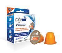 5 x Caffenu®* Reinigungskapseln – kompatibel mit allen Nespresso®* Maschinen