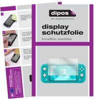 2x Nintendo Switch Lite Schutzfolie klar Displayschutzfolie Folie Display Schutz
