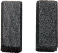 Kohlebürsten für Black & Decker Bohrmaschine EMD402 - 6,3x6,3x13,5mm