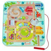 HABA Magnet-Geschicklichkeitsspiel Stadtlabyrinth 301056