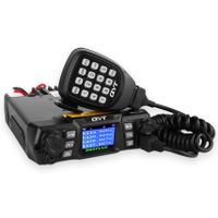 QYT KT-980 Plus VHF 136-174mhz UHF 400-470mhz 75W Dual Band Basis Auto Mobile Radio Amateur