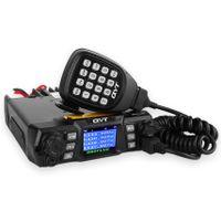 QYT KT-980 Plus VHF 136-174mhz UHF 400-470mhz 75W Dual Band Basis Auto Mobile Radio Amateur