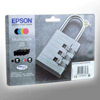Epson DURABrite Ultra Multipack (4 Farben) 35             T 3586