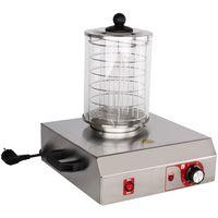 Beeketal Hot Dog Erhitzer Würstchenwärmer Hot Dog Maker, Modell:Hot Dog Erhitzer BHG06a